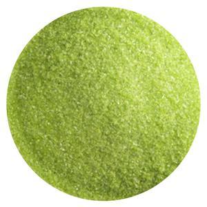 5 Oz Spring Green Transparent Fine Frit - 90 COE