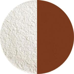 5 oz Cinnabar Striker Opal Powder Frit - 90 COE