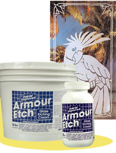 Armour Etch Cream - 22 oz