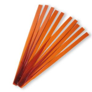 Medium Amber Transparent 20 Strip Pack - 96 COE