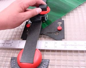 Butterfly Angle Guide With Angle Duplicator