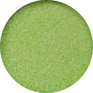 8.5 Oz Amazon Green Opal Fine Frit - 96 COE