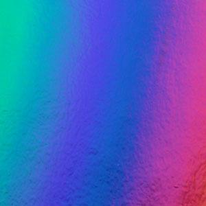 Rainbow 3 Splinter On Thin Clear - 90 COE