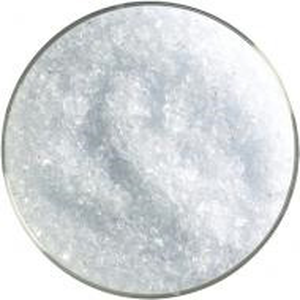 5 Oz Reactive Ice Transparent Medium Frit - 90 COE