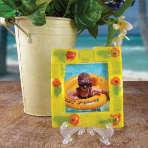 Free My Little Sunshine Frame Project Guide