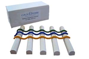 3/4 Serpentine Mold - 5 Pack