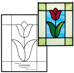 Free Tulip Pattern