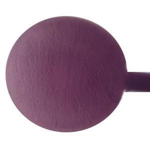 Blue Purple Single Transparent Rod - 104 COE