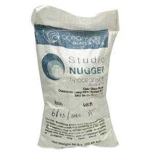 50 lb Glass Studio Nuggets - 96 COE