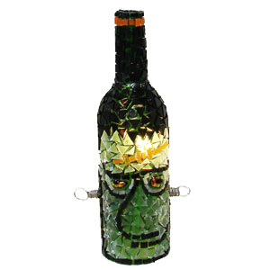 Free Frankie Bottle Art Project Instructions