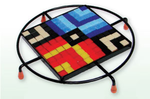 Free Mosaic Trivet Project Guide