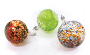 FREE Glaskolben Blown Glass Ornaments Project Guide
