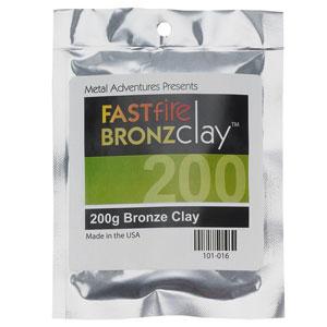 Fast Fire BRONZClay 200 gm