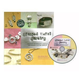 Stamped Metal Jewelry With DVD