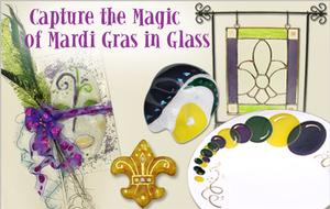 Free Mardi Gras Project Inspiration Sheet