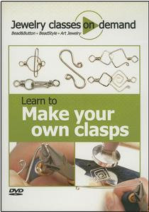 Make Your Own Clasps Dvd