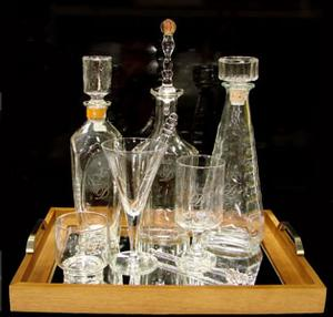 Free Re-Styled Glassware Project Inspiration Sheet