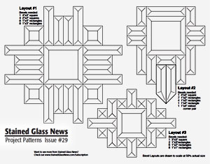 Free SGN Bevel Patterns