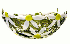 Free Daisy Chain Basket Project Guide