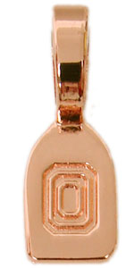 Copper Plated Smooth Bails - 20 Pack