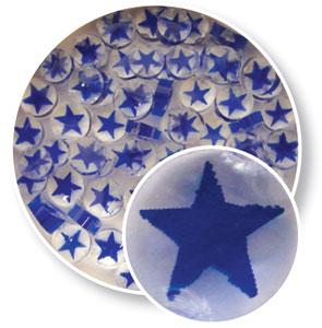 Blue Star Millefiori - 90 COE