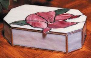 Free Rose Box Pattern