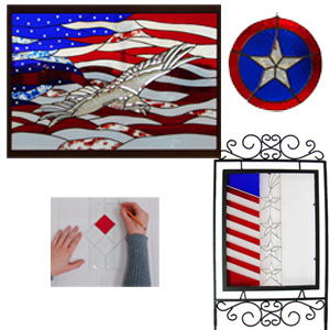 Free Design Your Own Patriotic Panel Tip Sheet