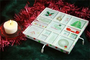 Free Christmas Trivet Project Guide