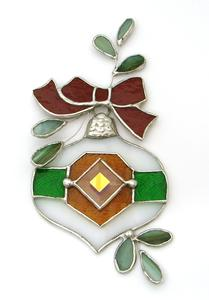 Free Stained Glass Ornament Project Guide