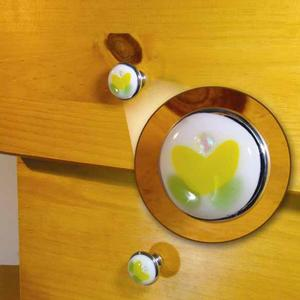 Free Yellow Tulip Drawer Pull Project Guide