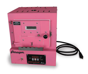 Paragon Pink SC-2 Kiln With Viewing Window And Bead Door - International Voltage