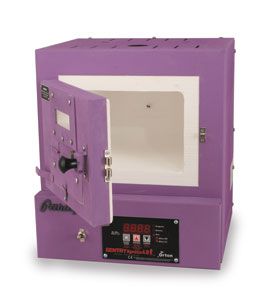 Paragon Purple SC-2 Kiln With Viewing Window And Bead Door - International Voltage