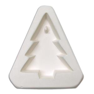 Christmas Tree Ornament Casting Mold