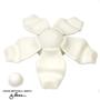 CMS Floral And Foliage 7 Piece Mold Set
