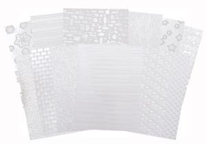 Texture Sheet Set - 12 Pack