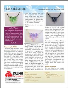Free Tribal Beads Project Guide