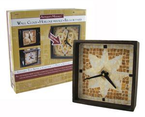 Antiquity Mosaic Clock Kit