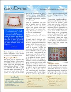 Free Contemporary Work Using Bead Designs Project Guide