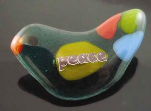 Free Peace Bird Pin Project Guide