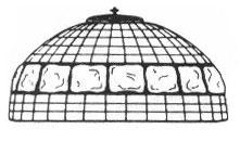 16 Turtleback Mold and Pattern