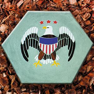Free Eagle Stepping Stone Project Guide