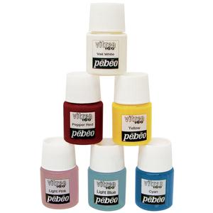Glossy Paint Set - 6 Paints