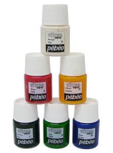 Frosted Paint Set - 6 Paints