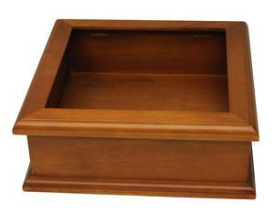 9-1/2 Large Premium Wood Box