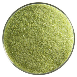 5 oz Olive Green Opal Fine Frit - 90 COE