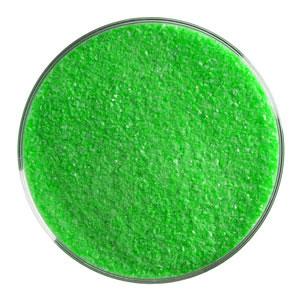 8.5 oz Fern Green Opal Uroboros Fine Frit - 90 COE