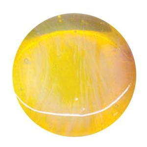 Yellow Borocolour Single Rod - 33 COE