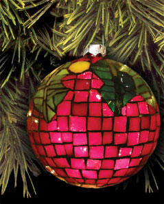 Free Holly Ornament Project Guide