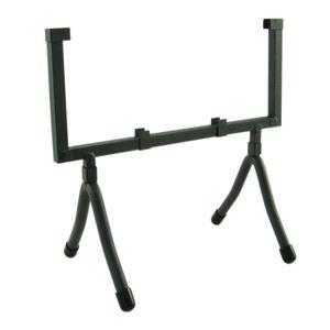 8 Square Black Iron Art Holder