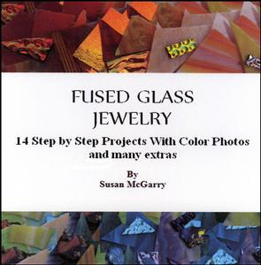 Fused Glass Jewelry CD